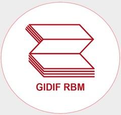 GIDIF-RBM